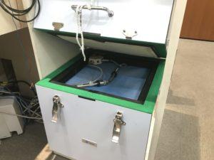 補聴器特性試験装置の音響箱