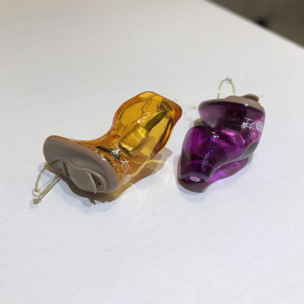 耳あな型補聴器(成城補聴器仕様)